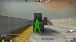 [CS:GO] How to get banned on a 1v1 server 101