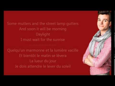 Glee - Memory / Paroles & Traduction