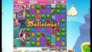 Candy Crush Saga Level 1511 No Booster