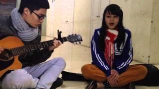 Cover Cô gái Sầm Nứa acoustic Boom Huy Phan
