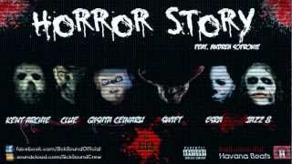 SickSound Crew - Horror Story [feat. Andrea Sofronie]