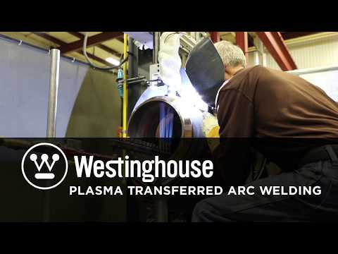 Plasma Transferred Arc Welding