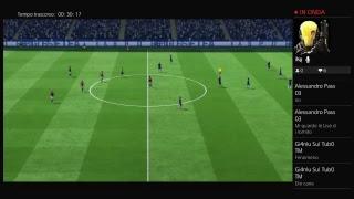 Fifa18 proviamo a giocare online W/ Gi4nlu Sul Tub0TM