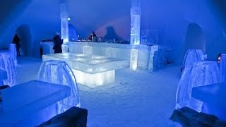 Суперсооружения! Ледяной отель! Документальные фил...
