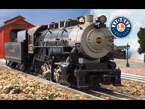 Lionel Strasburg Railroad 475 – O Gauge Model Train Review