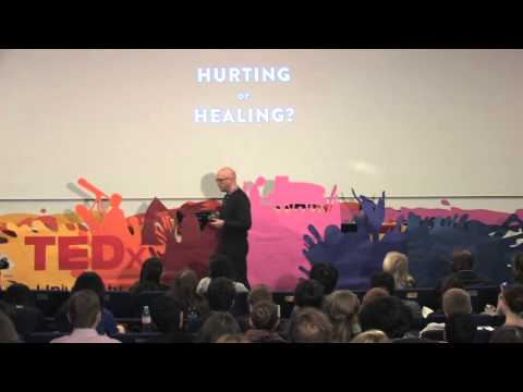 Make love not brand | James Hilton | TEDxUniversityofStAndrews