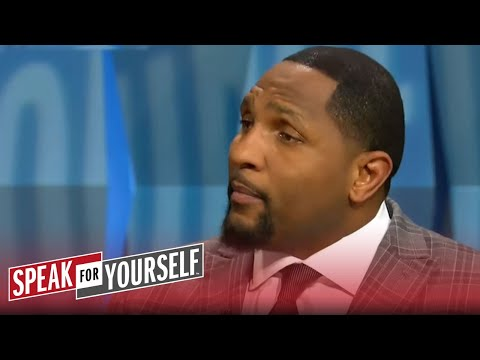 Ray Lewis talks about his meeting with Donald Trump | SPEAK FOR YOURSELF