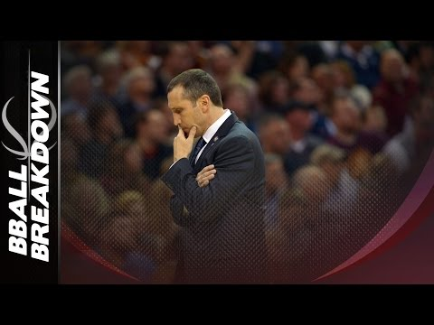 [BBall Breakdown] Why David Blatt Was Fired By The Cavaliers