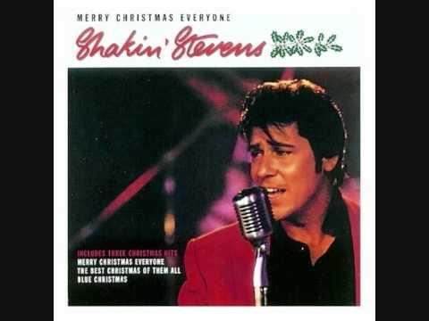 Shakin' Stevens - Merry Christmas Everyone (Karaoke Version)