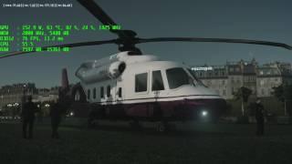 Hitman AORUS Radeon RX580 XTR 8G GAME TEST