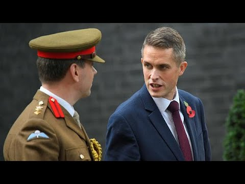 Tory chief whip Gavin Williamson appointed new UK defence se