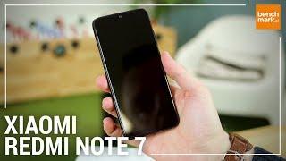 Xiaomi Redmi Note 7 - unboxing i pierwsze wrażenia