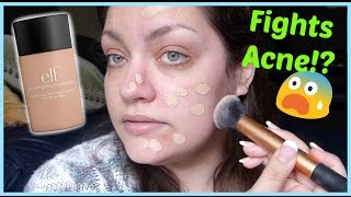 Let's Test!: e.l.f. Acne Fighting Foundation
