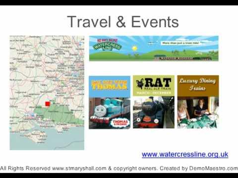 Tourist Information for Alton, Hampshire