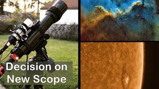 DECISION on New Telescope (Cyg…