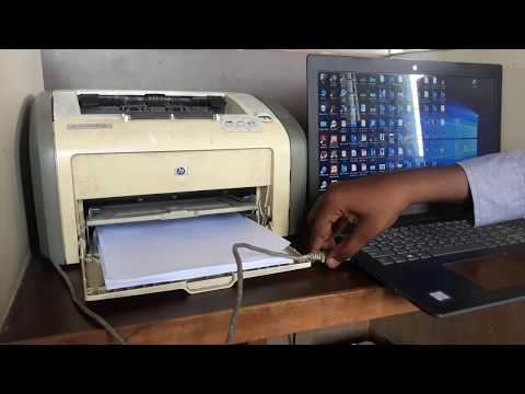 How To Download & Install HP Laserjet 1020 Plus || HP Laserjet 1020 ||  Printer Driver Configure It