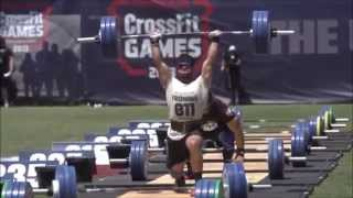 Rich Froning -  Be Remembered  [Crossfit Motivation]
