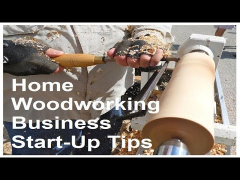 Home Woodworking Business: Thoughts On Getting Started Without Risk