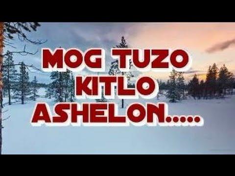 Mog tuzo kitlo ashelon - by Sam Manoj Simon