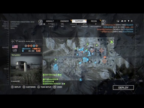 (PS4)Time for bf4 jdam/ucav god
