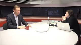 Навальный на Эхо Москвы о Милове и Алексашенко (08.01.18)