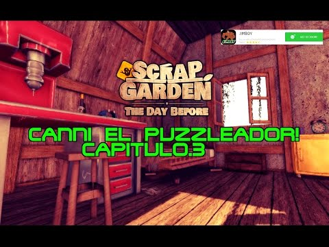 SCRAP-GARDEN | CANNI EL PUZZLEADOR | (PC)