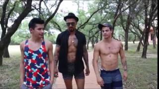 CockyBoys Exclusives Boomer Banks, Liam Riley and Levi Karter in LOVE YOURSELF