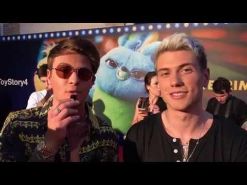 Toy Story 4 - Benji & Fede cantano Hai un amico in me | Intervista