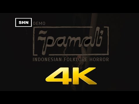 Pamali: Indonesian Folklore Horror | Demo | 4K 60fps | Gameplay No Commentary
