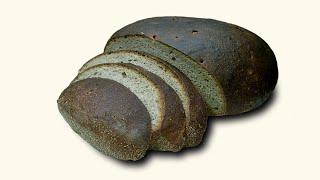Хлеб столичный бездрожжевой