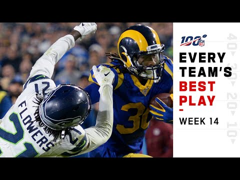 Every Team's Best Play of Week 14!