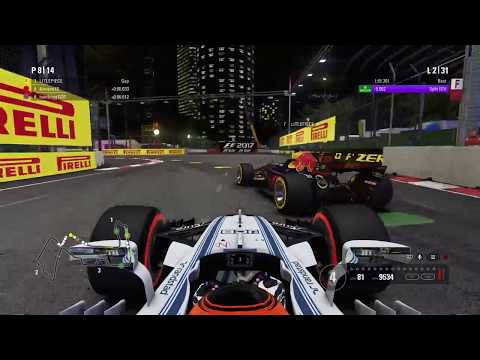 S1 - R14 - Singapore - F1 2017