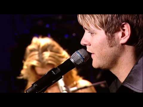 Delta Goodrem & Brian McFadden   Almost here Live in Sydney 2009