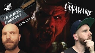 Horror Hangout #66 : The Unnamable