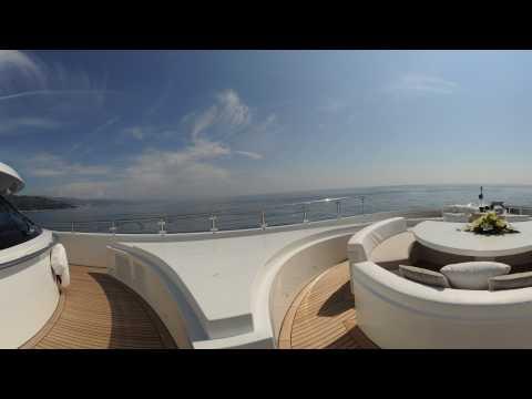 Foto sferiche 360° convertite in filmato DEMO