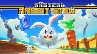 ЛОЖКА ИЗ КРОЛИЧЬИХ СЛЕЗ   Обзор игр - Первый взгляд - Radical Rabbit Stew