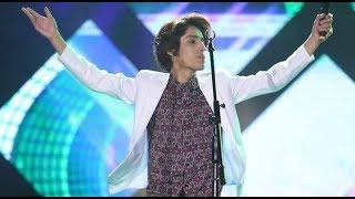 Federico Moura cantó