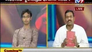 JAIN versus ANOOP MANDAL - Live discussion. JAINAM JAYTI SHASHNAM