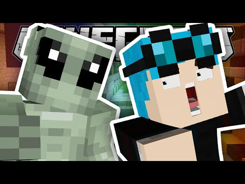 Minecraft | RUNNING THE ALIEN FACILITY!!
