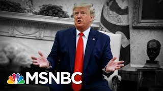 Day 965: Trump Marked The Anniversary Of 9/11 By Attacking His Rivals | The 11th Hour | MSNBC