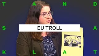 SEJROŠKA z ANO, vytrollíme europarlament. Co říká na Babiše a kam půjde milion z voleb? (rozhovor)