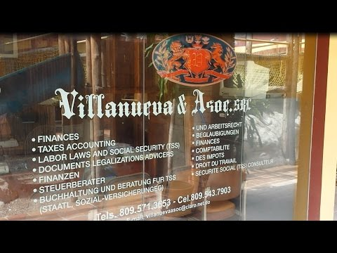 Villanueva & Asoc - Accounting & Law Firm, Public Notary Sosua Dominican Republic