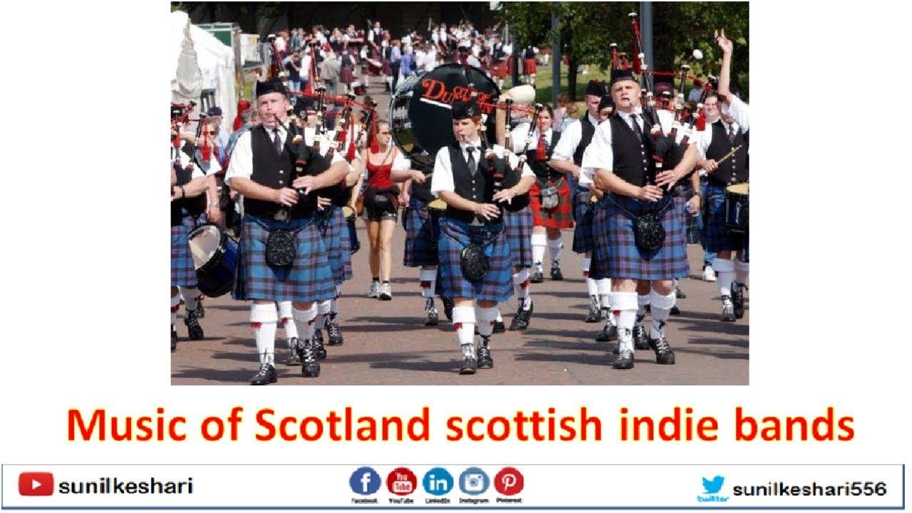 Music Of Scotland Scottish Indie Bands Youtube