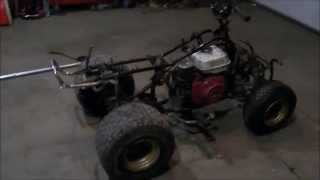 The Racing 4 Wheeler Build!