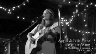 [HD] Angus & Julia Stone - Wedding Song, Vancouver 2009 Part 9/15