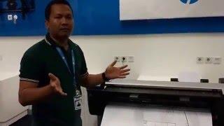 HP Designjet T830 Multifunction