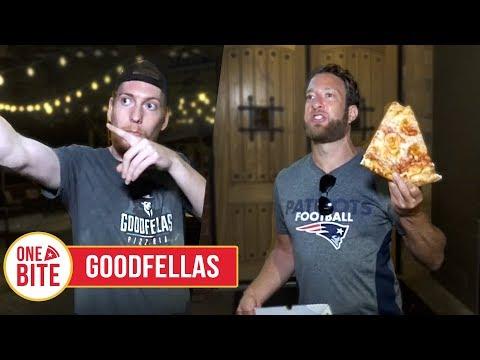Barstool Pizza Review - Goodfellas Distillery (Lexington,KY)
