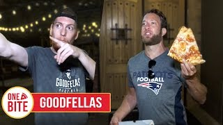 Barstool Pizza Review - Goodfellas Distillery (Lexington,KY) Video