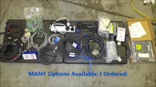 Mainline Dyno Control & Data Acquisition Conversion of Dyno Dynamics 2WD Chassis Dynamometer