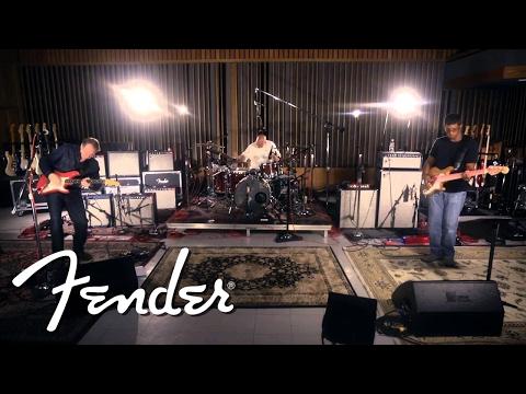 Fender Studio Sessions | Michael Landau Group Performs 'Renegade Destruction' | Fender